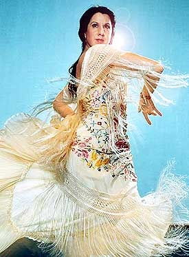 Touches de style Flamenco