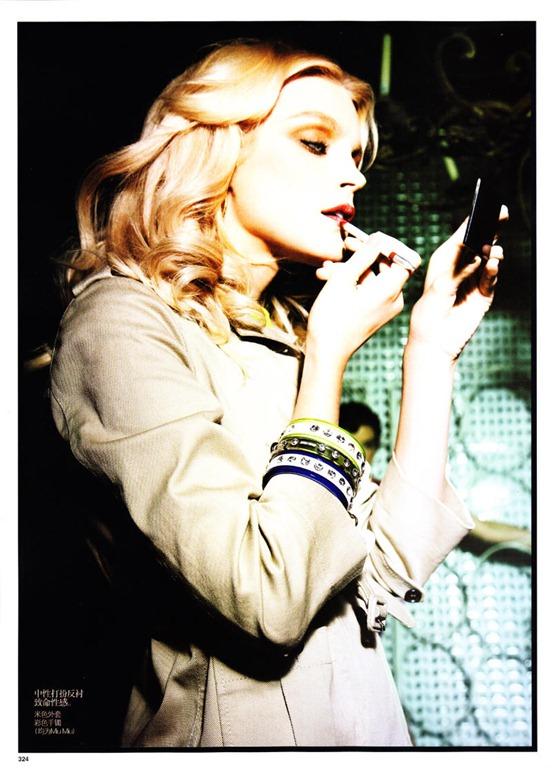 Jessica Stam Ojos Vogue-China (1)