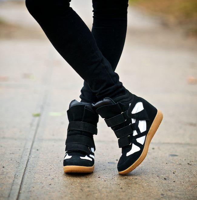 10 途径,以利用 (o no) 你的假Marant的运动鞋