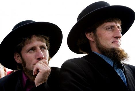 Amish-barba