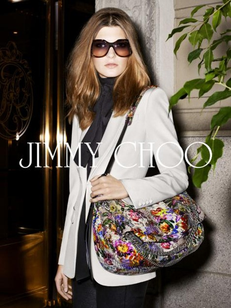 Notes:  Join biker style with Jimmy Choo