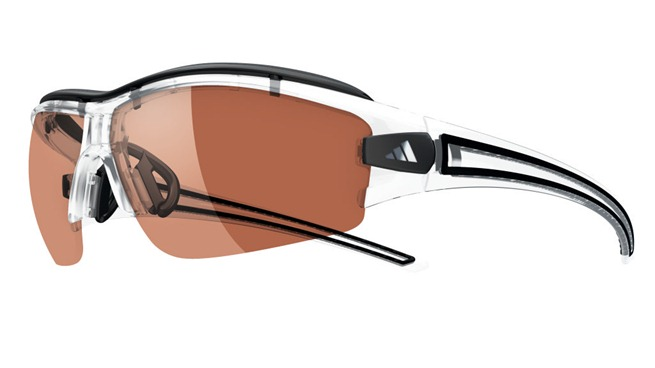 The new Adidas Evil eye glasses for bike