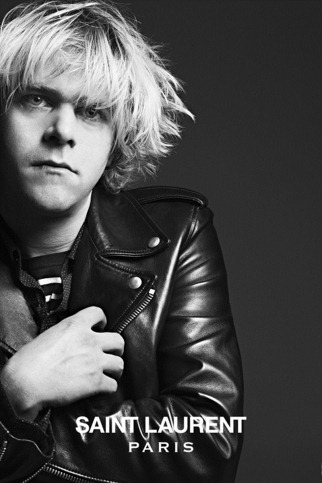 hedi slimane saint laurent paris musi collection Ariel Pink (1)