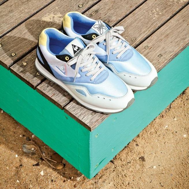 Le coq sportif y Sneaker Freaker 3