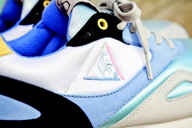 Le coq sportif y Sneaker Freaker