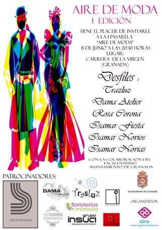 "Pasarela ""Aire de moda"" en Granada"