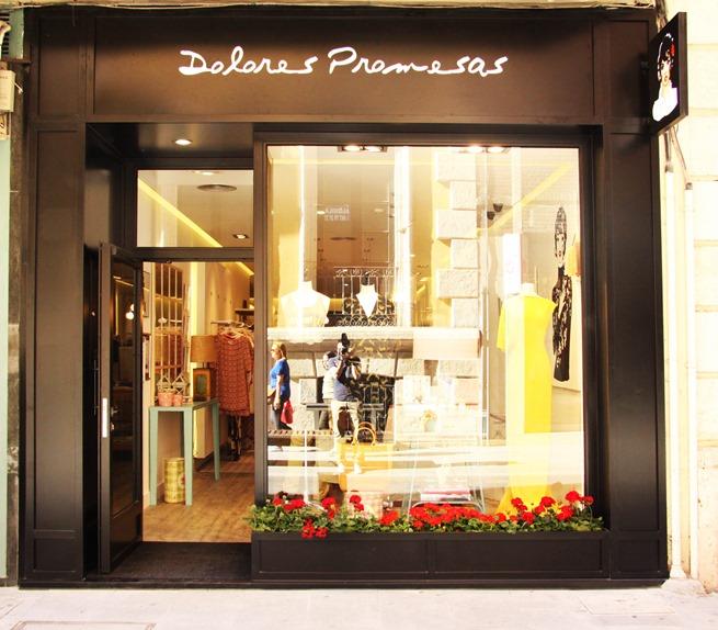 Dolores Promesas abre tienda en Almería