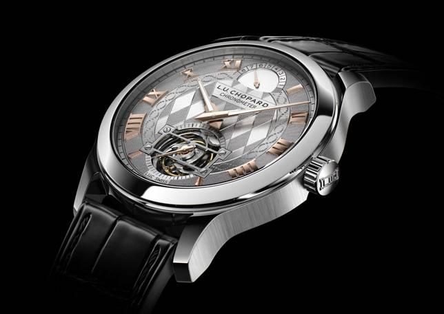 Chopard presenta un reloj único en  Only Watch 2013