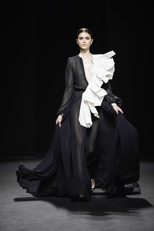 otono invierno de Stephane Rolland Alta Costura (5)
