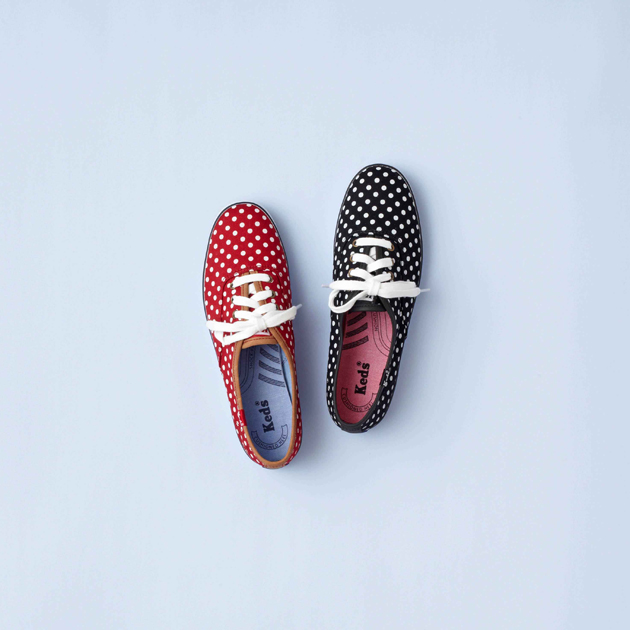 Bodegon Keds Champion Oxford Polka Dot (I)