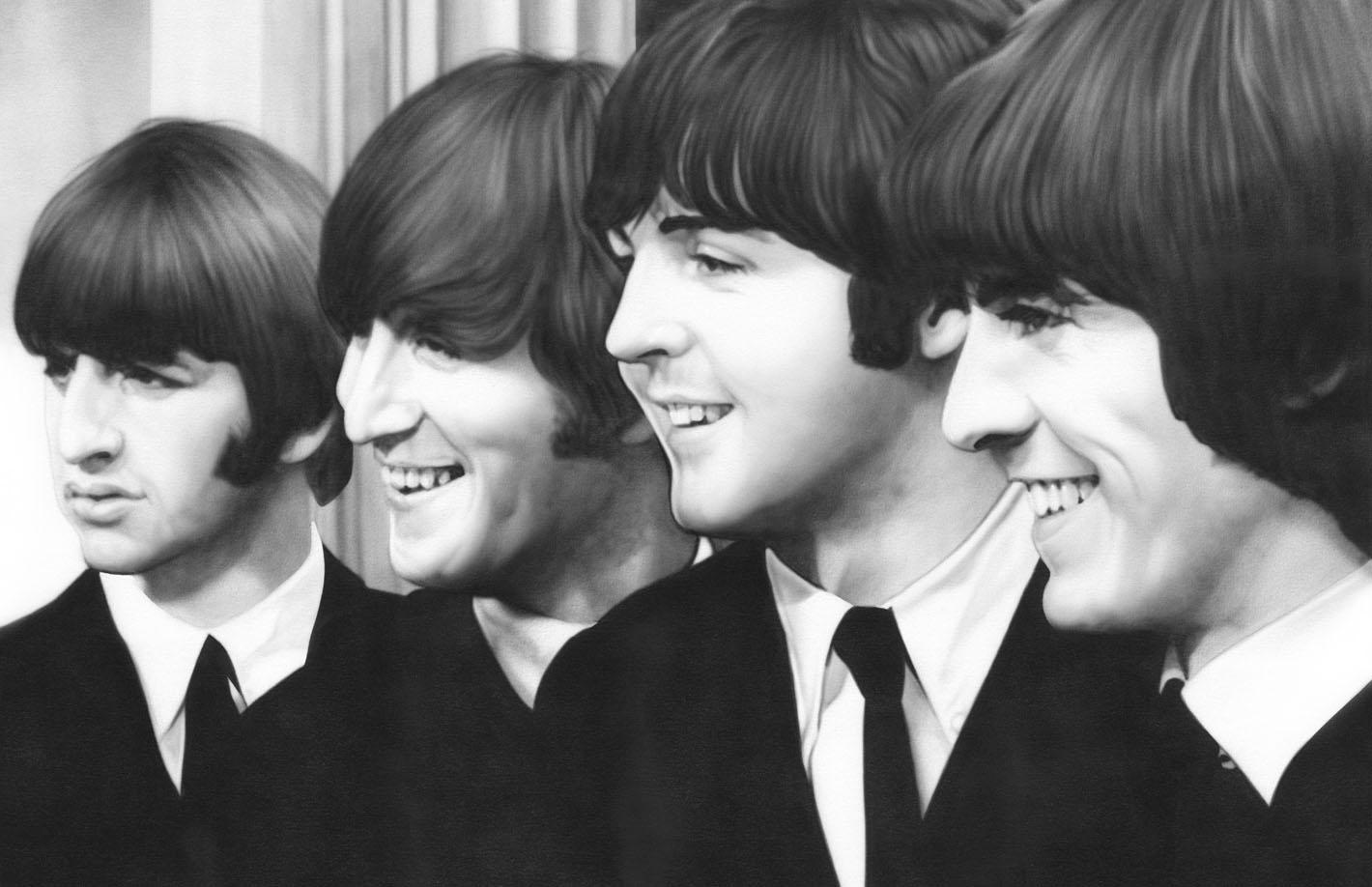 The-Beatles- loa corbata