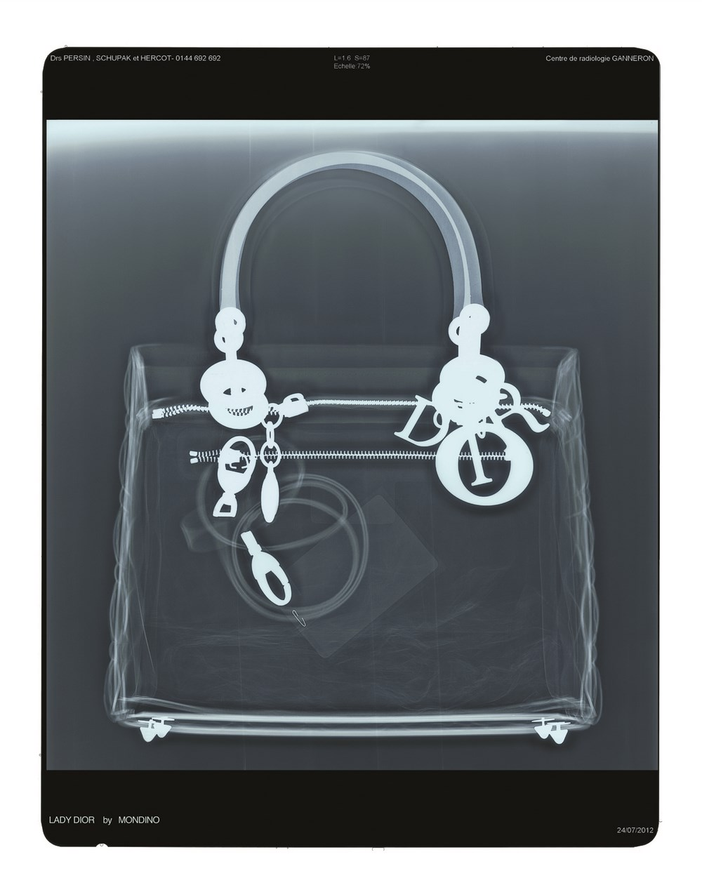 JEAN_BAPTISTE_MONDINO Lady Dior as seen by