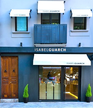 La firma Isabel Guarch Joyas abre su primer atelier-boutique
