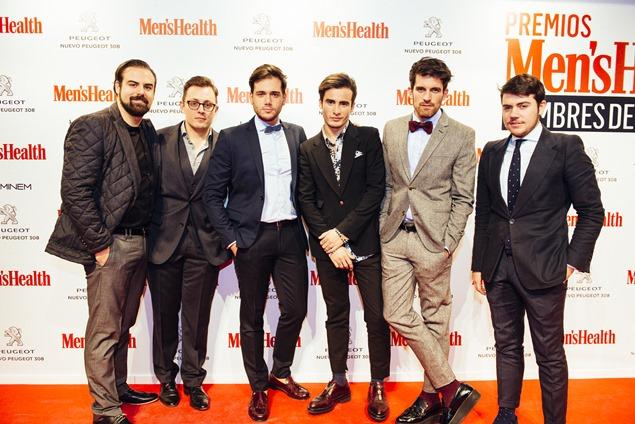 Experiencia Eclechico Premios Mens Health con Peugeot 308 (11)
