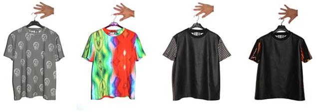 diez diez camiseta