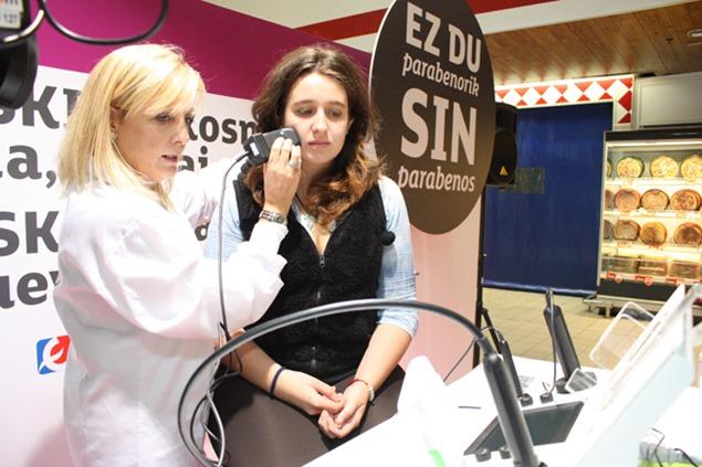 Eroski élimine parabens et triclosan dans les produits cosmétiques,