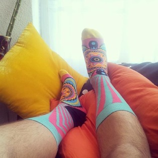 happy socks gafas amarillas eclechico (4)
