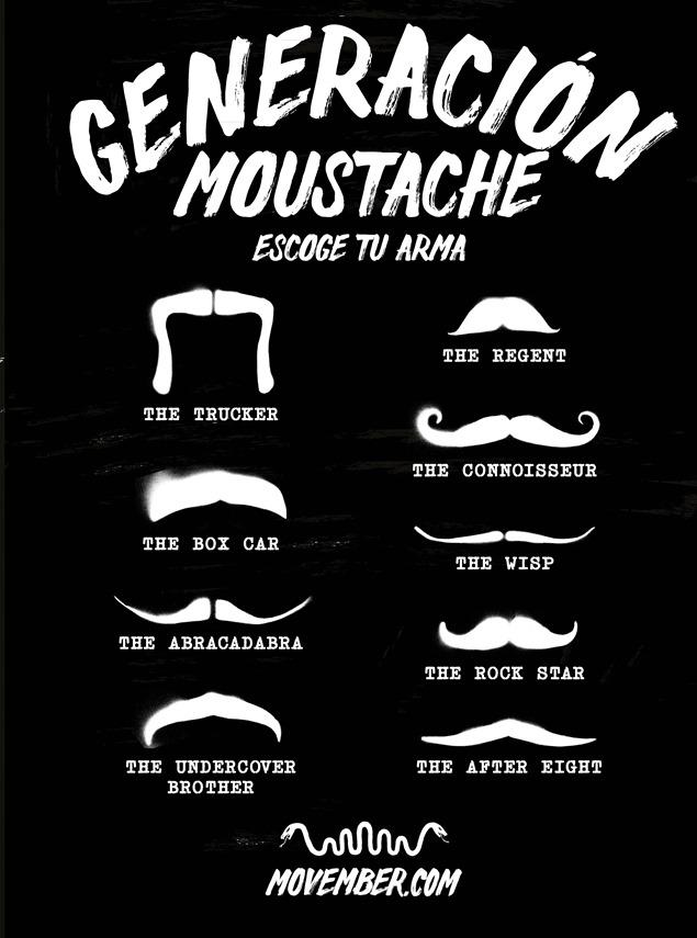 movember 2013 bigotes