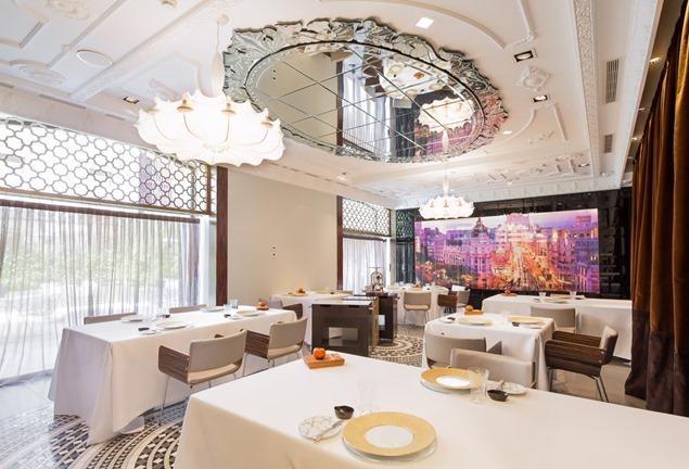 restaurante ramon freixa madrid
