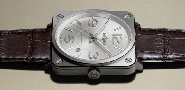 Bell and ross reloj officer (1)