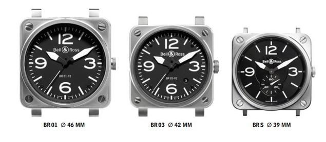 Bell and ross reloj officer (2)