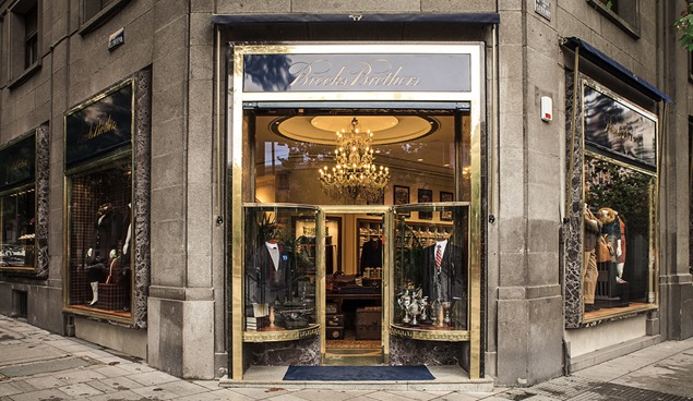 Brooks Brothers Madrid (1)