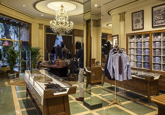 Brooks Brothers abre tienda en Madrid