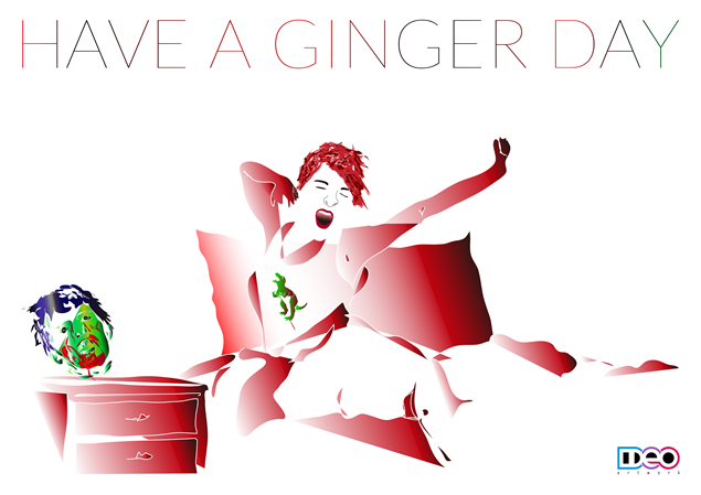 Ginger de Ideo