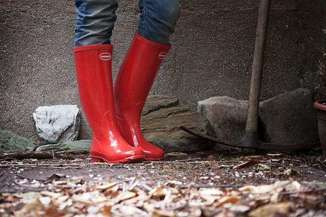 Havaianas presenta el nuevo diseño de sus botas de agua