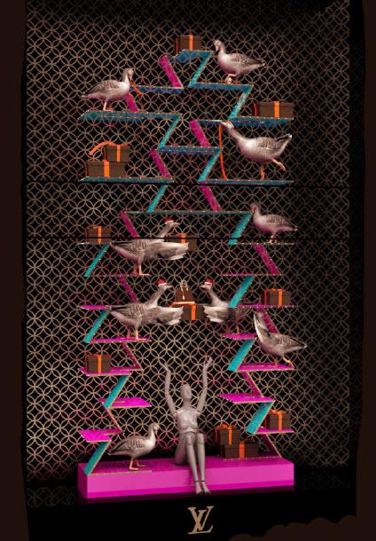 Louis Vuitton Navidad 2013 (1)