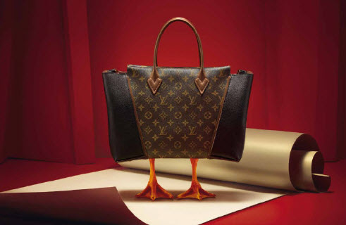 """Fun """"The Art of Giving"""" by Louis Vuitton for Christmas"""