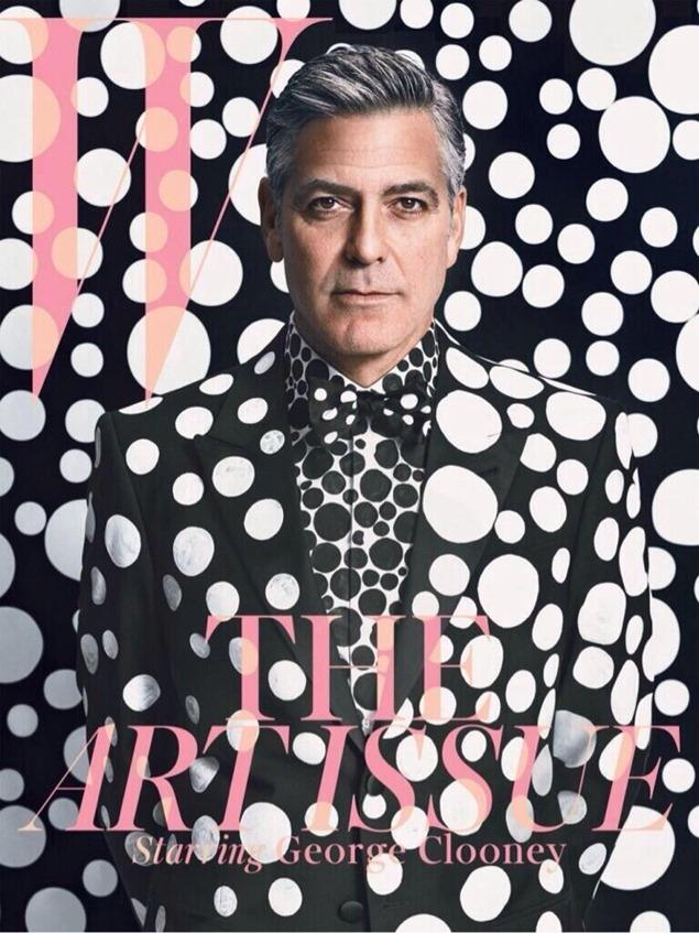 Portada: Los lunares de George Clooney