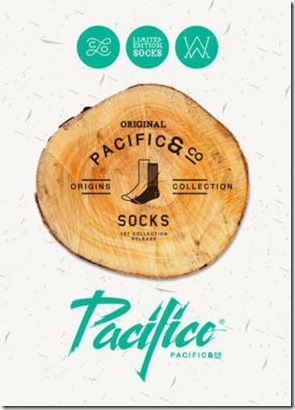 pacifico calcetines