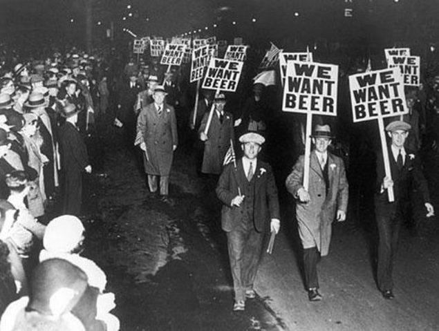 禁令, 禁酒狂欢. #CuttyNYC
