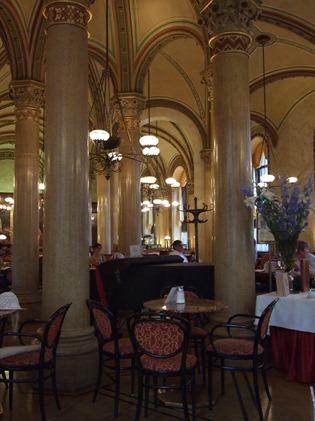 VIENA - CAFE CENTRAL