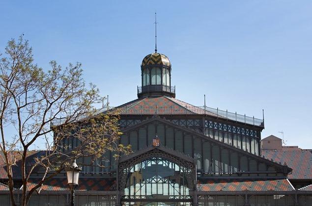 El Born Centre Cultural, pasarela de la próxima 080 Barcelona Fashion