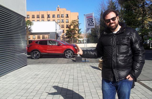 Experiencia Gafas Amarillas: Conociendo el nuevo Nissan Qashqai