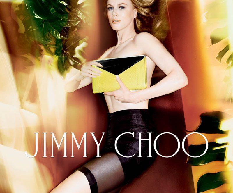 La jungla urbana de Jimmy Choo con Nicole Kidman (P/V 2014)