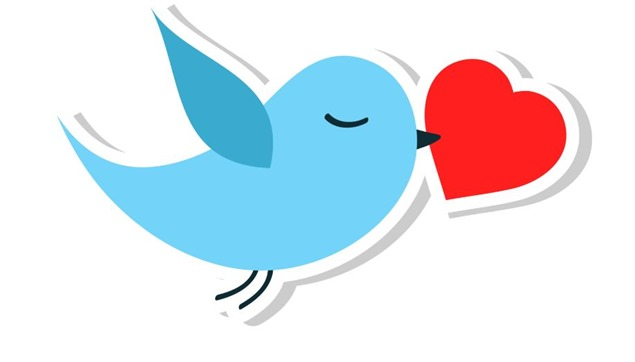 Having couple and Twitter is possible!
