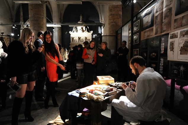 A Special View of Salvatore Ferragamo Atelier (14)