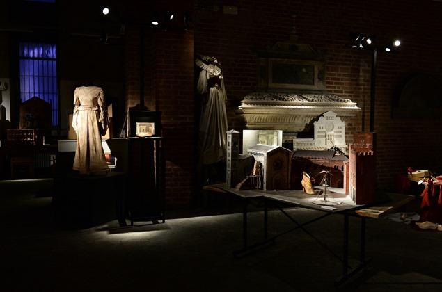 Exposición: «A Special View of Salvatore Ferragamo´s Atelier».  Salvatore Ferragamo y Vogue Italia