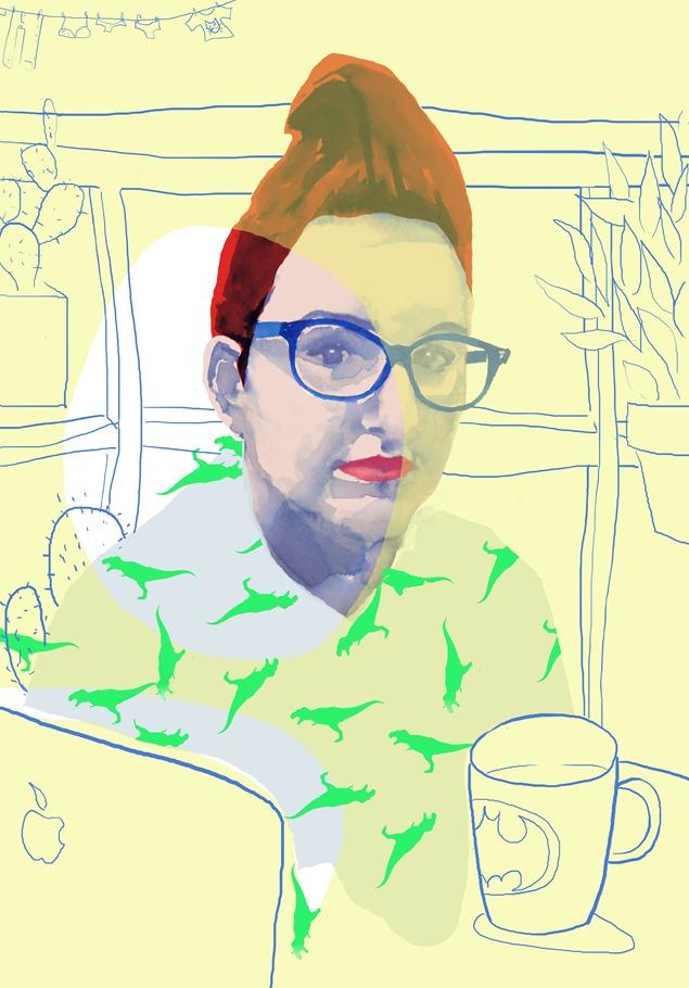 Ana Crespo_Ginger art II
