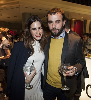 Gala Gonzalez y Lucas Arraut_Soul Food Nights GRUPO CABALLERO