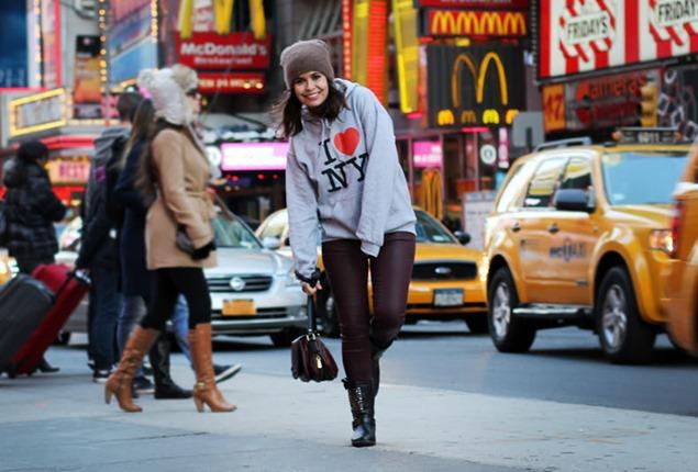 Guia de Nueva York lejos de NY Collagevintage10