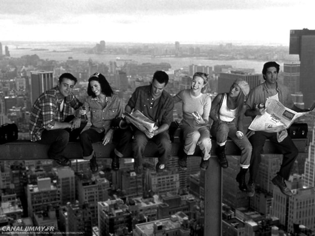 Guia de Nueva York lejos de NY Friends