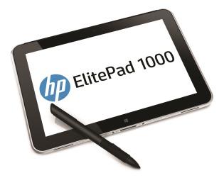 HP amplía su portfolio de tablets profesionales con los nuevos ElitePad y ProPad