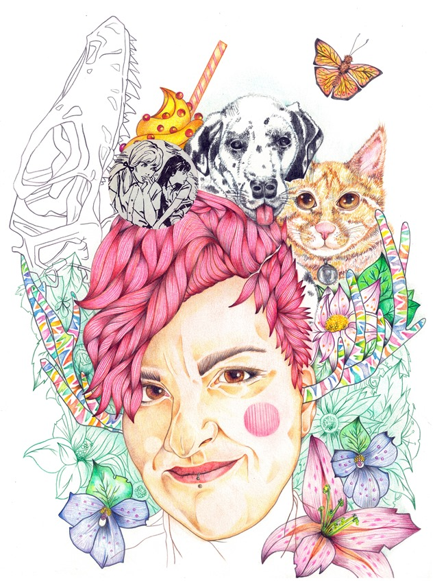 Matoko amano_Ginger Art II