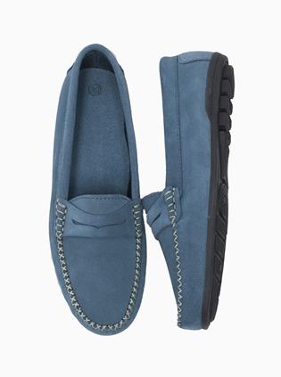 Mocasines manolito Azul Jean 2