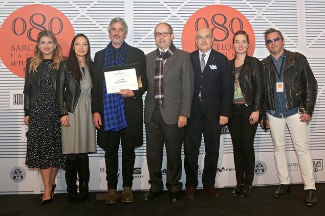 Premio Mejor Colección 080 Bcn Fashion_Josep Abril