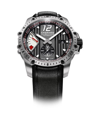 Chopard Superfast Power Control worn by Porsche Motorsport Pilots
